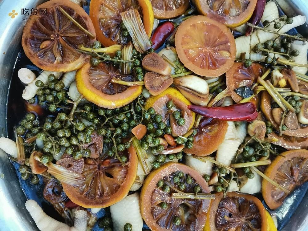 超级解馋的麻椒柠檬🍋鸡爪的做法 步骤8