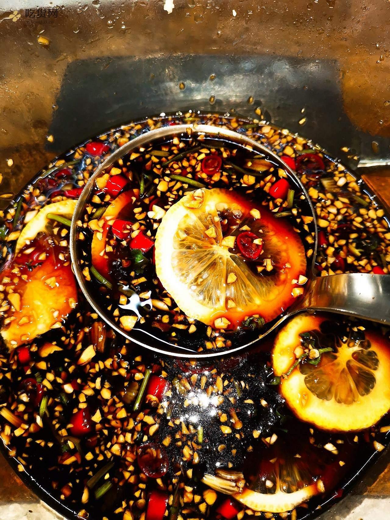 柠檬酸辣鸡爪子🐔的做法 步骤4
