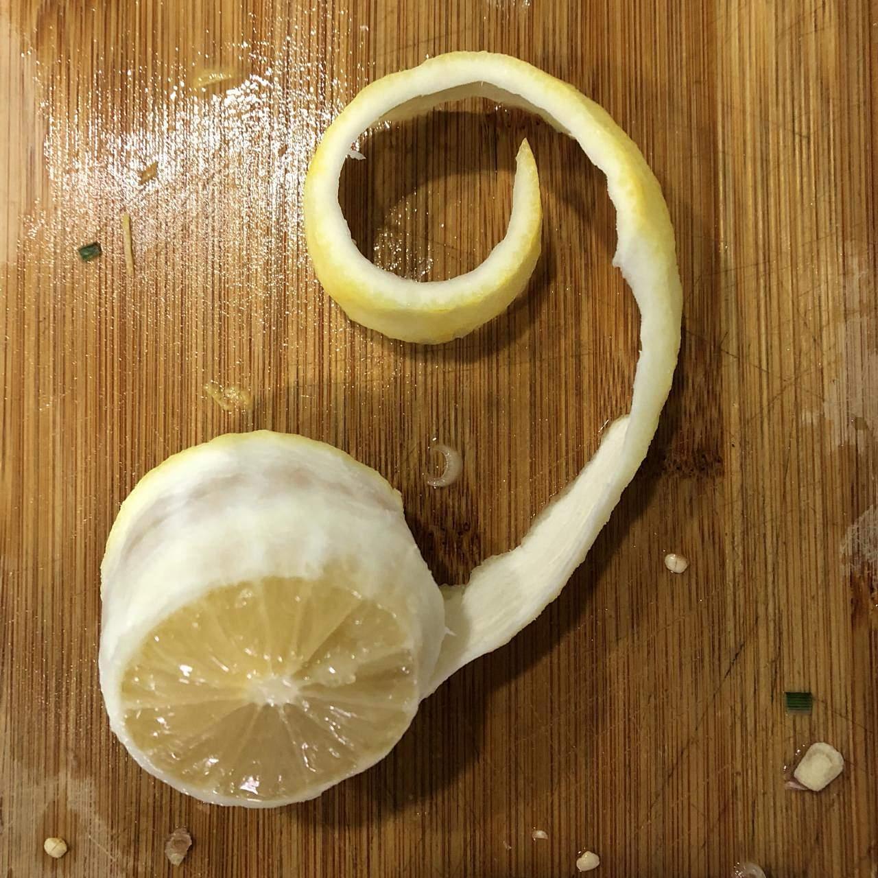 很泰式的香茅柠檬🍋鸡爪的做法 步骤5