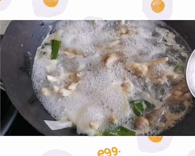 无骨酸辣柠檬鸡爪(看剧必备🌟)的做法 步骤4
