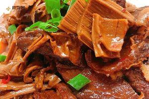红烧牛肉(笋干版)的做法步骤图缩略图