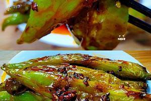 💯巨下饭的虎皮青椒❗️虎皮尖椒❗️下饭菜家常菜 简单易学的做法步骤图缩略图