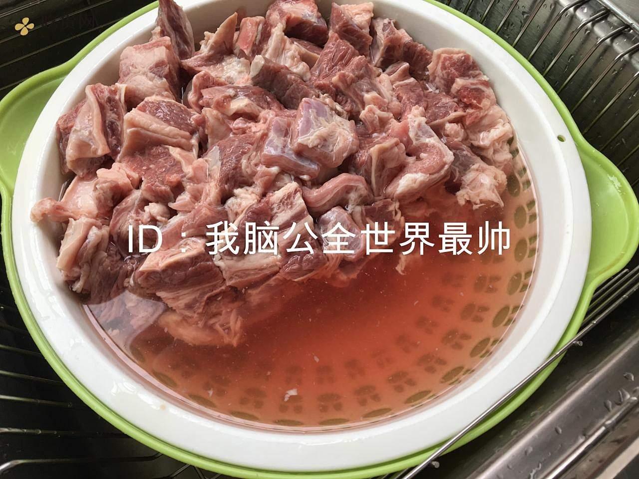 超级无敌好吃的红烧牛肉的做法 步骤5