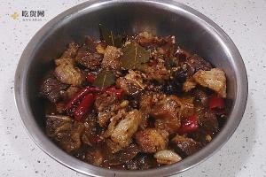 香辣红烧牛肉的做法步骤图,怎么做好吃缩略图