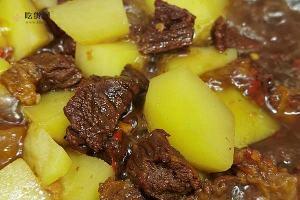 不辣版红烧牛肉的做法步骤图,怎么做好吃缩略图