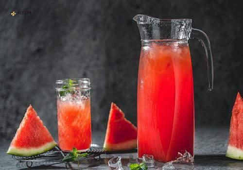西瓜和红提能够一起打汁吗,红提不可以和什么一起吃缩略图