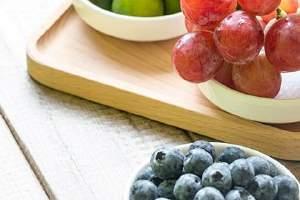 蓝莓葡萄的功效与作用,蓝莓葡萄的注意事项缩略图