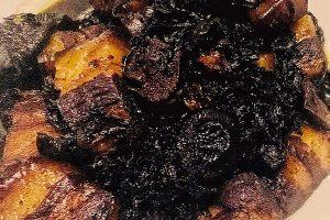 香菇 乌梅干菜烧肉的做法步骤图缩略图