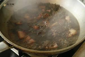 家常好吃梅干菜烧肉的做法步骤图缩略图