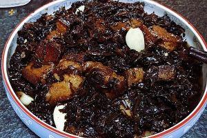 徽式梅干菜烧肉的做法步骤图,怎么做好吃缩略图