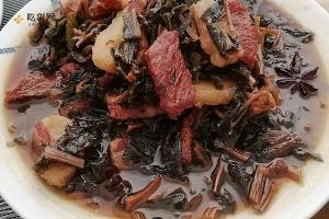 秘制梅干菜烧肉的做法步骤图,怎么做好吃缩略图