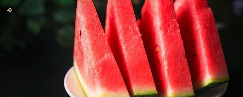 西瓜有一点烂还能吃吗,西瓜一天吃是多少适合缩略图