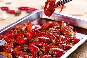 龙虾什么季节吃最好是,小龙虾怎么洗缩略图