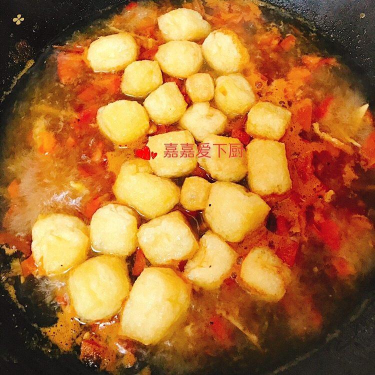 好吃到连汤都喝了的番茄鸡蛋面的做法 步骤13