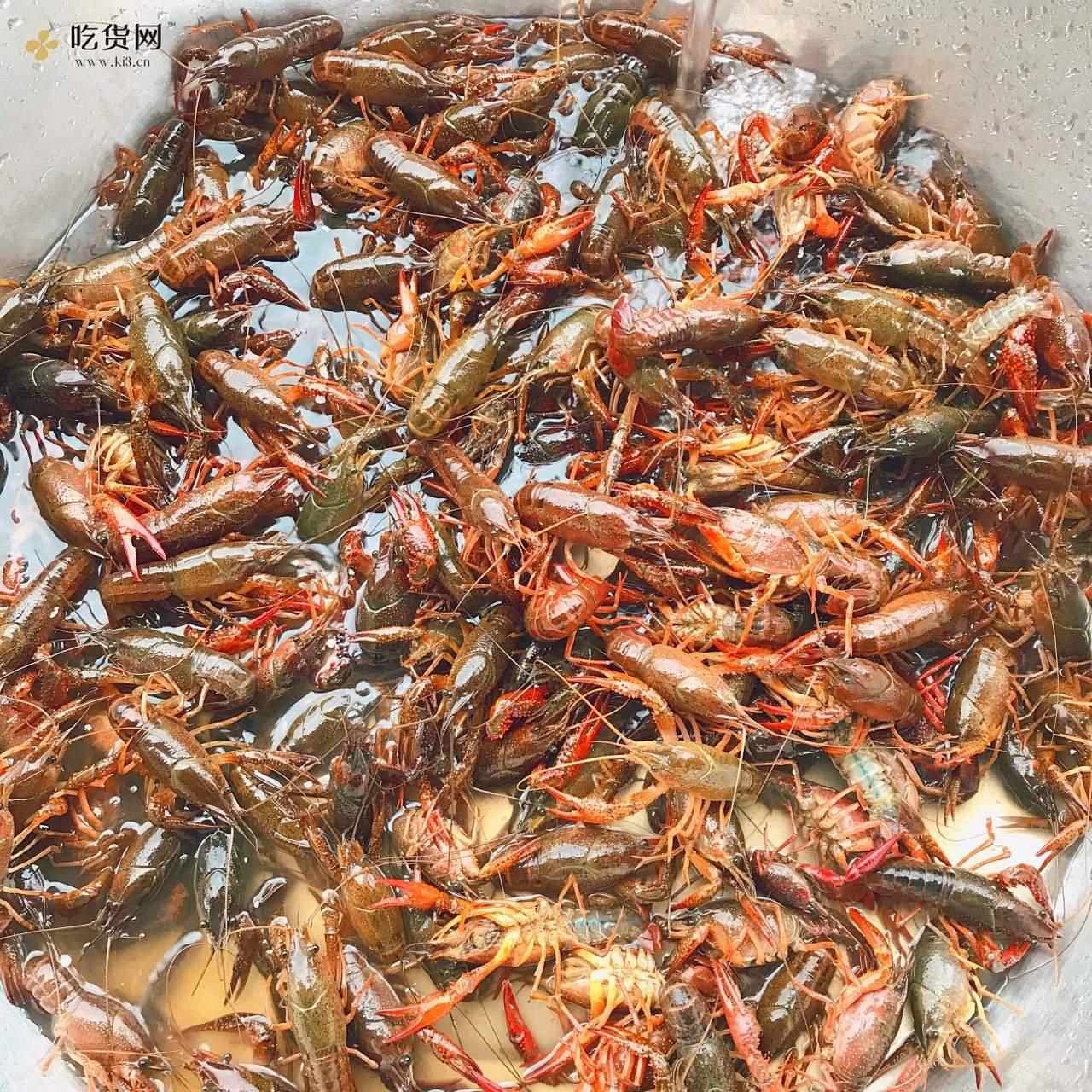 私房川味麻辣小龙虾🦐好吃到暴跳的做法 步骤1