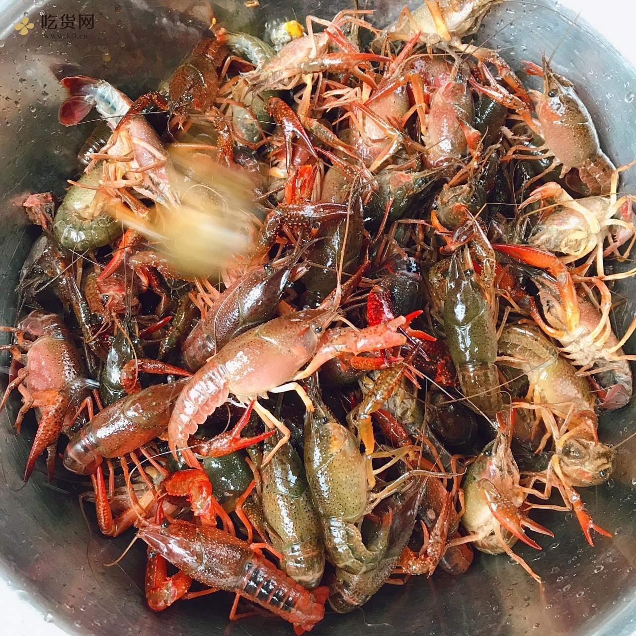 私房川味麻辣小龙虾🦐好吃到暴跳的做法 步骤2
