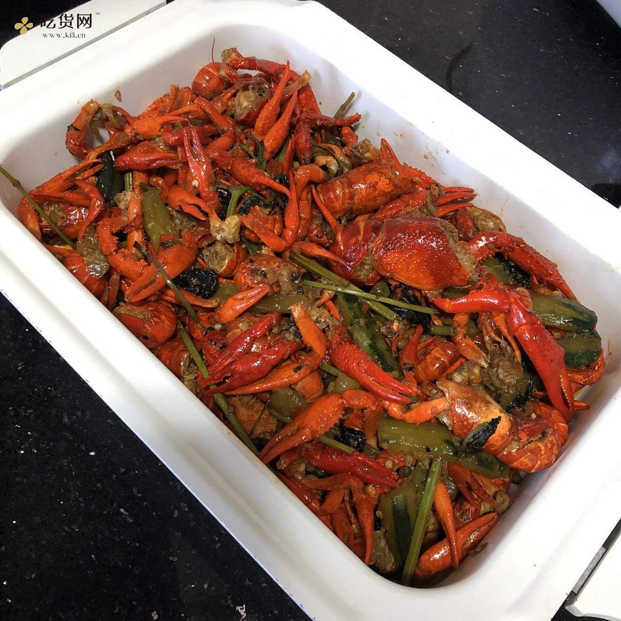 麻辣小龙虾🦞&蒜香虾球的做法 步骤7