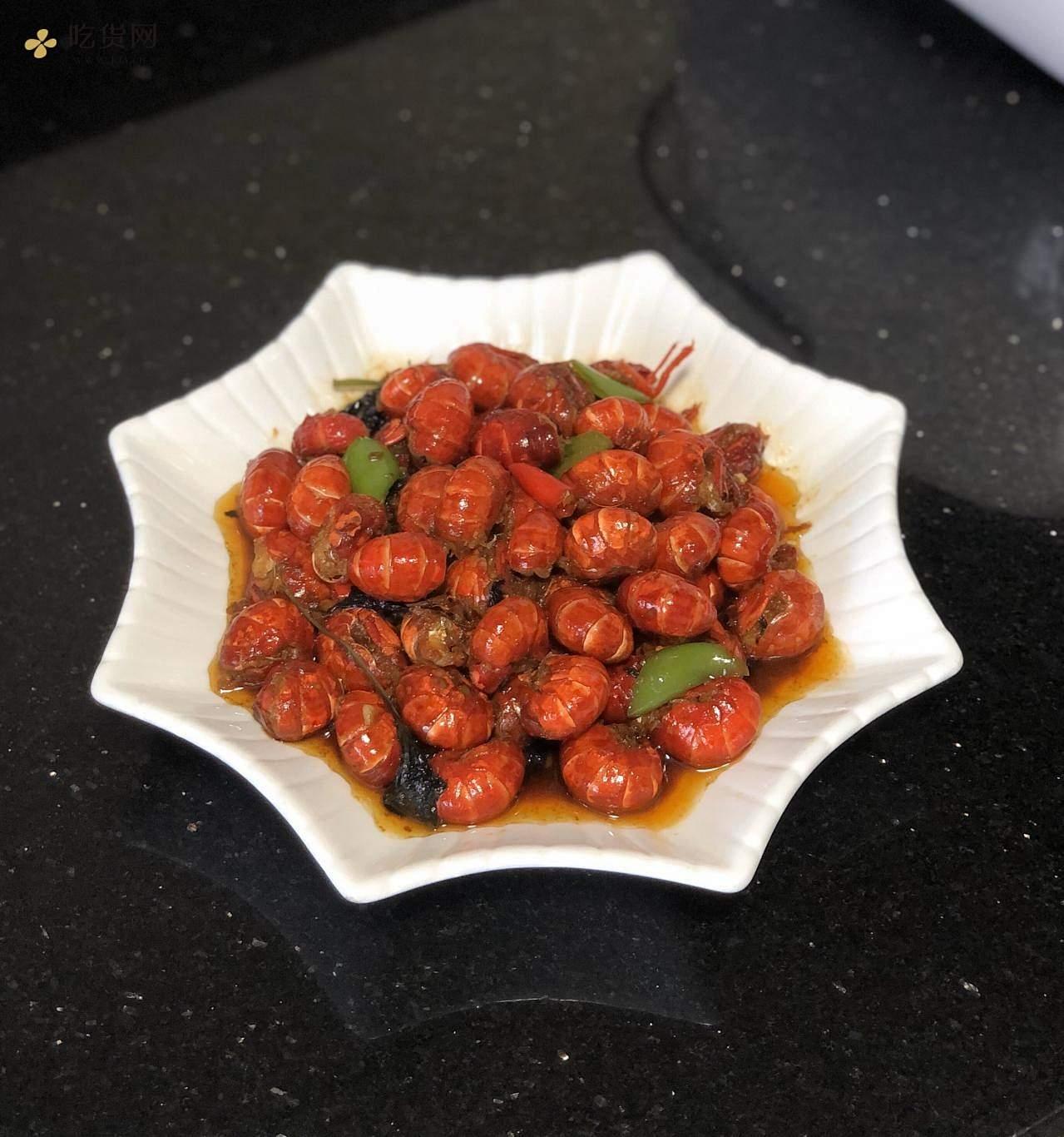 麻辣小龙虾🦞&蒜香虾球的做法 步骤6