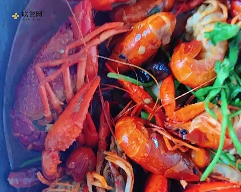 麻辣小龙虾(详细过程图片记录)的做法 步骤4