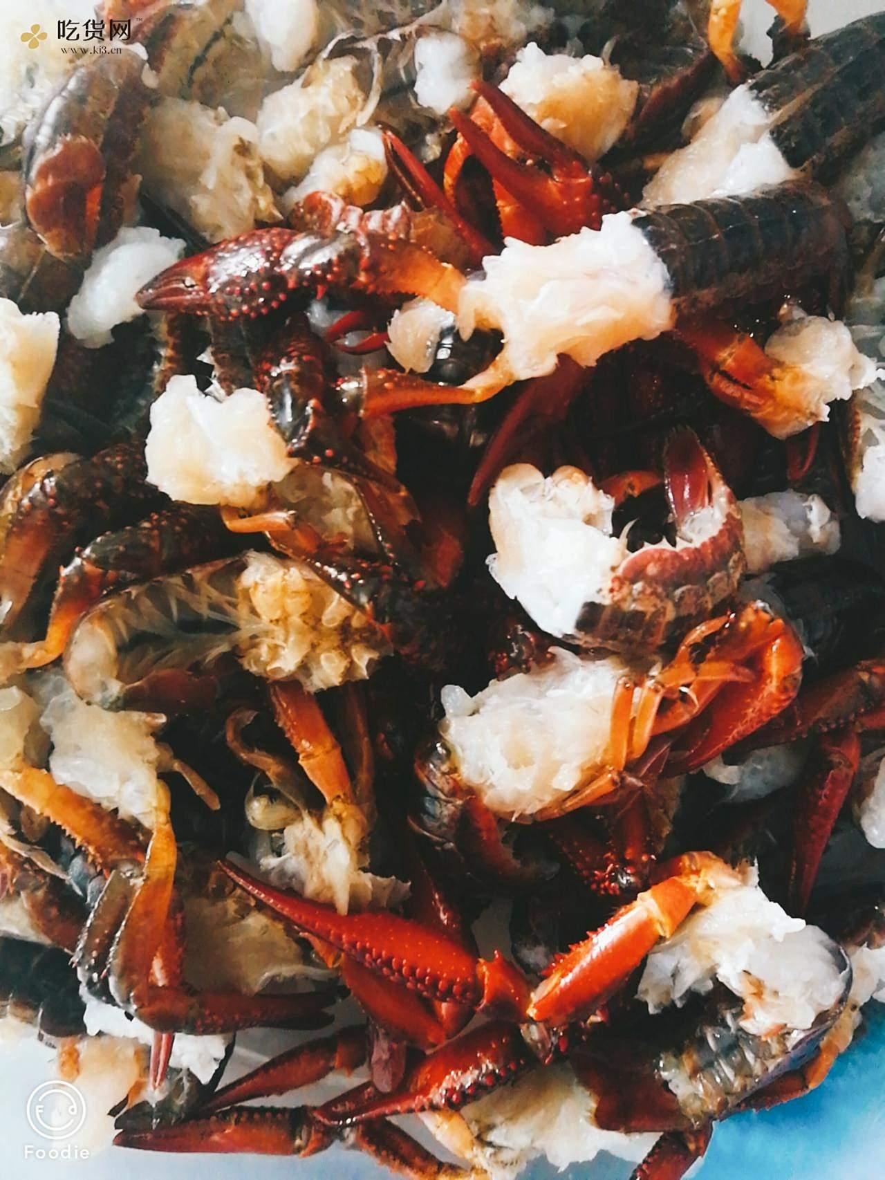 夏日夜宵(2)——麻辣小龙虾、糖醋小龙虾的做法 步骤1