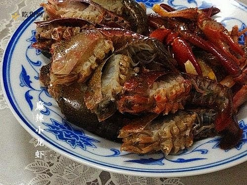 麻辣小龙虾(静家秘制)的做法 步骤2