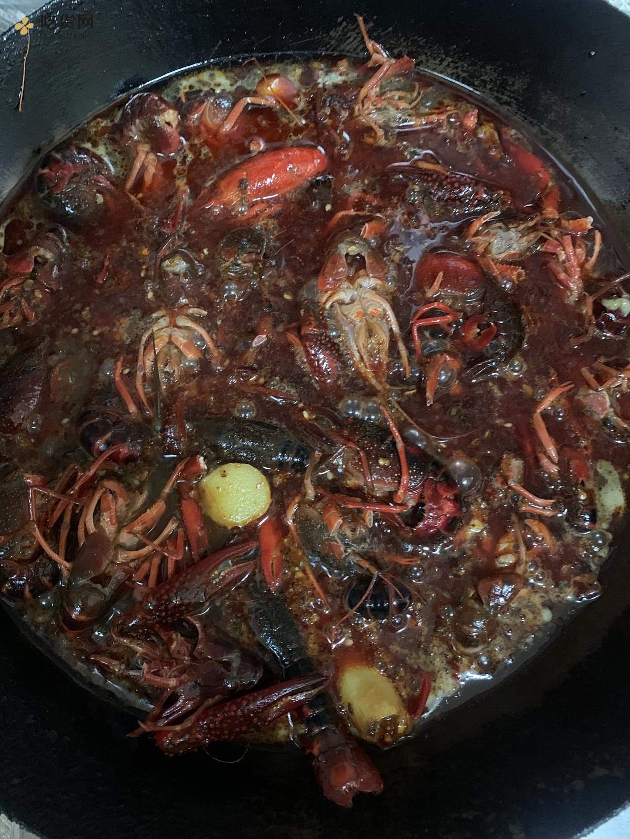 麻辣小龙虾(适合新手成功率100%)的做法 步骤5