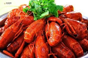 香辣小虎虾头能吃吗,麻辣小龙虾吃啥位置缩略图