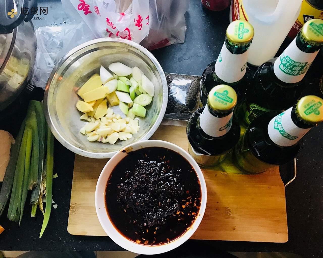 麻辣小龙虾(海底捞版本)的做法 步骤7