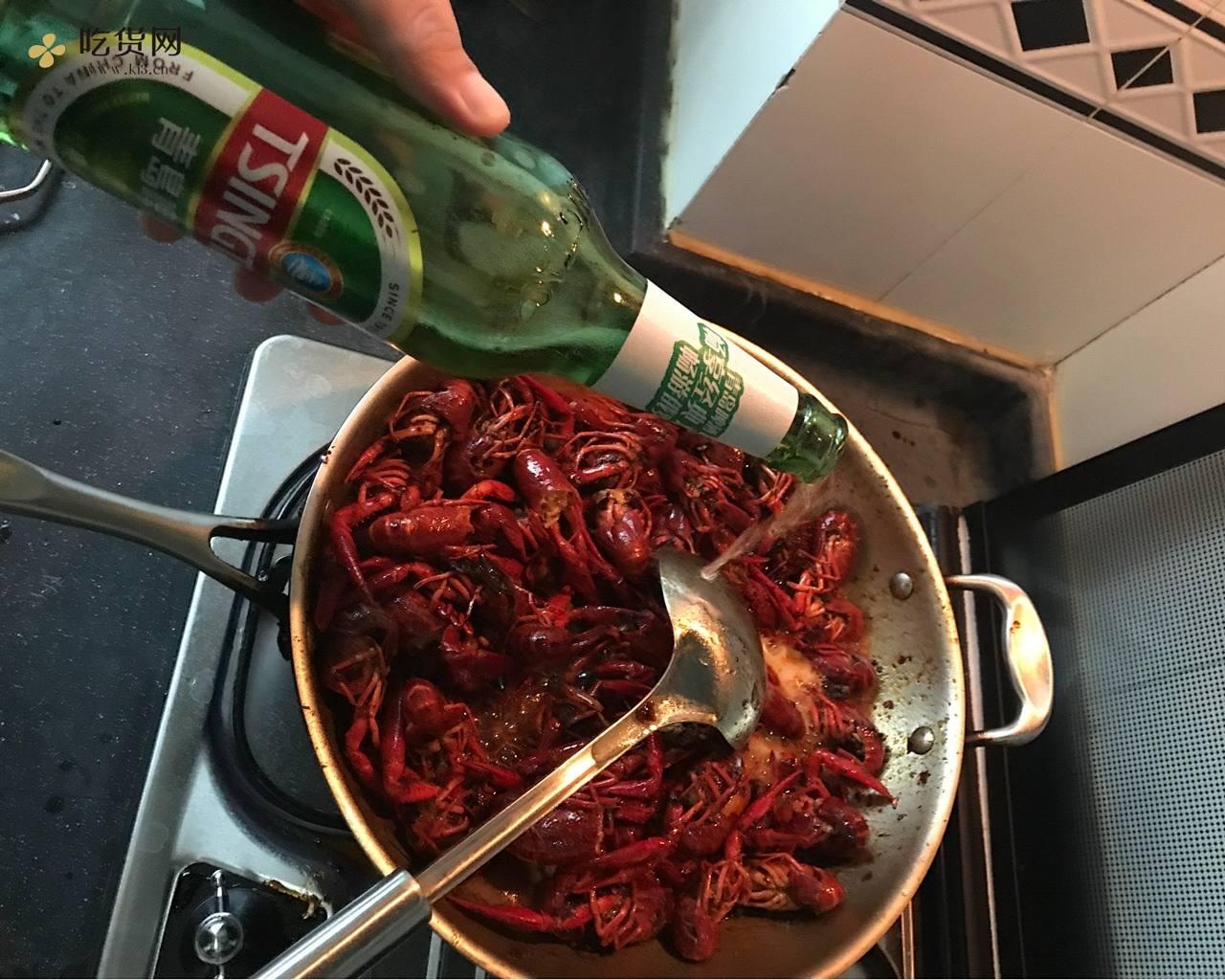麻辣小龙虾(海底捞版本)的做法 步骤10