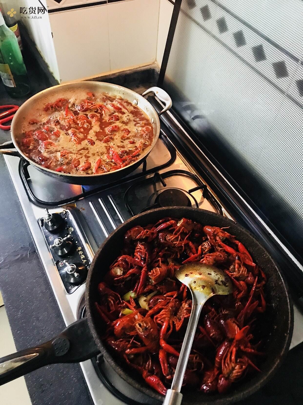 麻辣小龙虾(海底捞版本)的做法 步骤11