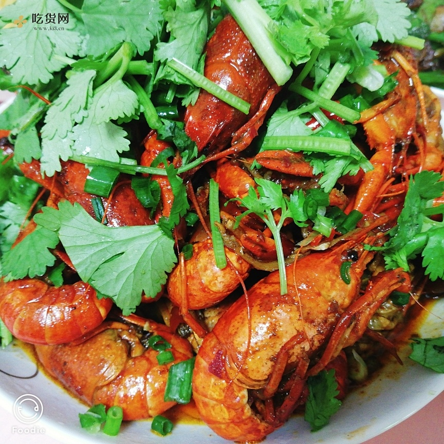麻辣小龙虾(家常版)的做法 步骤11