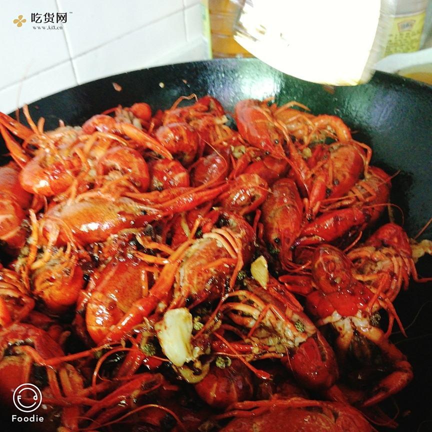麻辣小龙虾(家常版)的做法 步骤7