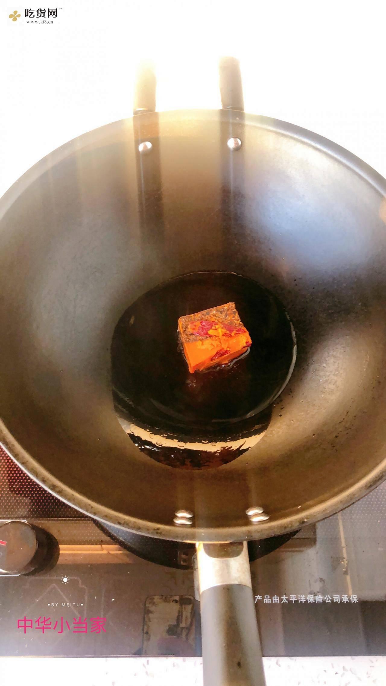 麻辣十三香小龙虾尾的做法 步骤2