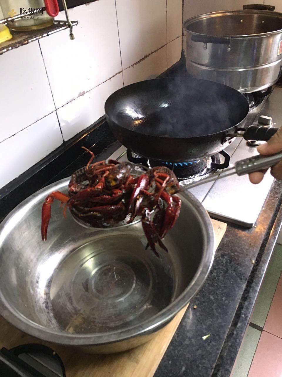 鲜香麻辣卤小龙虾的做法 步骤6