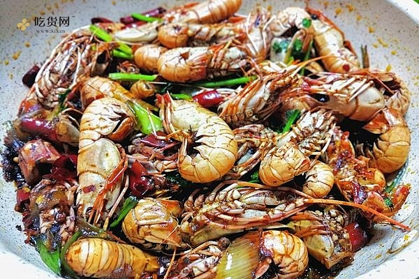 懒人版麻辣小龙虾的做法步骤图,怎么做好吃缩略图