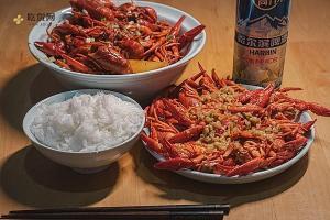 麻辣&蒜蓉小龙虾的做法步骤图,怎么做好吃缩略图
