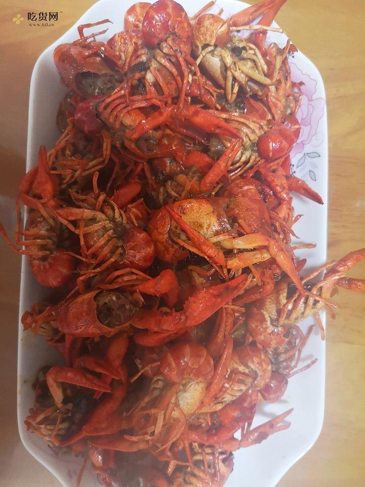超级好做,好吃的麻辣小龙虾的做法 步骤4