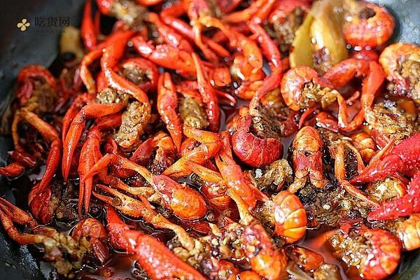 史上最好吃的麻辣小龙虾做法就在这,一吃准爱上的做法步骤图插图