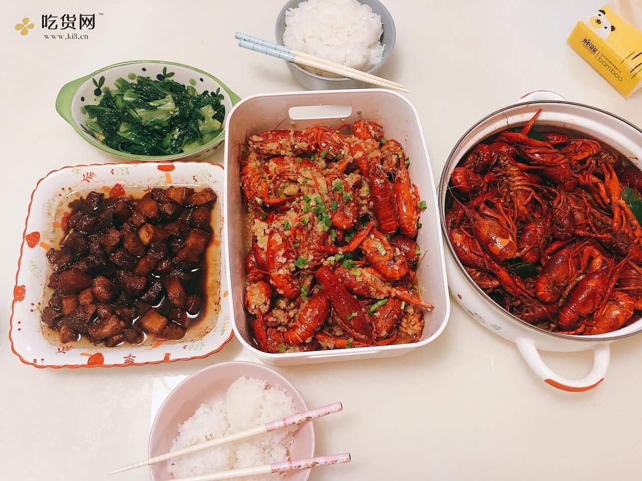 麻辣小龙虾(秒杀龙虾店)的做法 步骤14