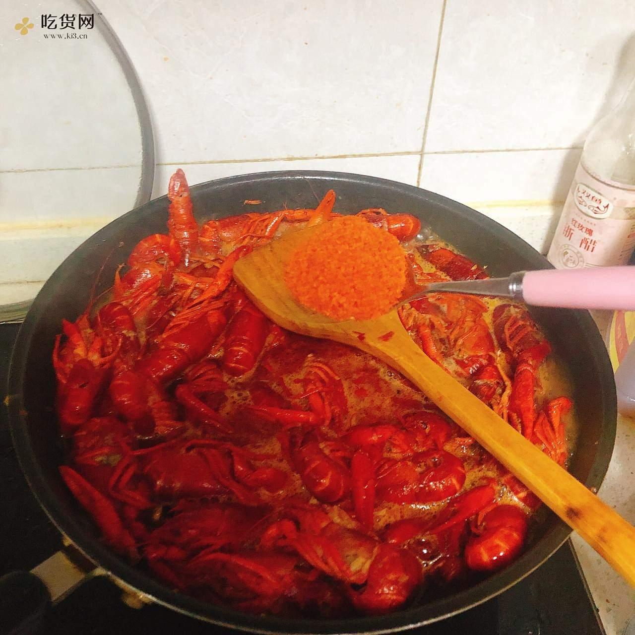 麻辣小龙虾(秒杀龙虾店)的做法 步骤12