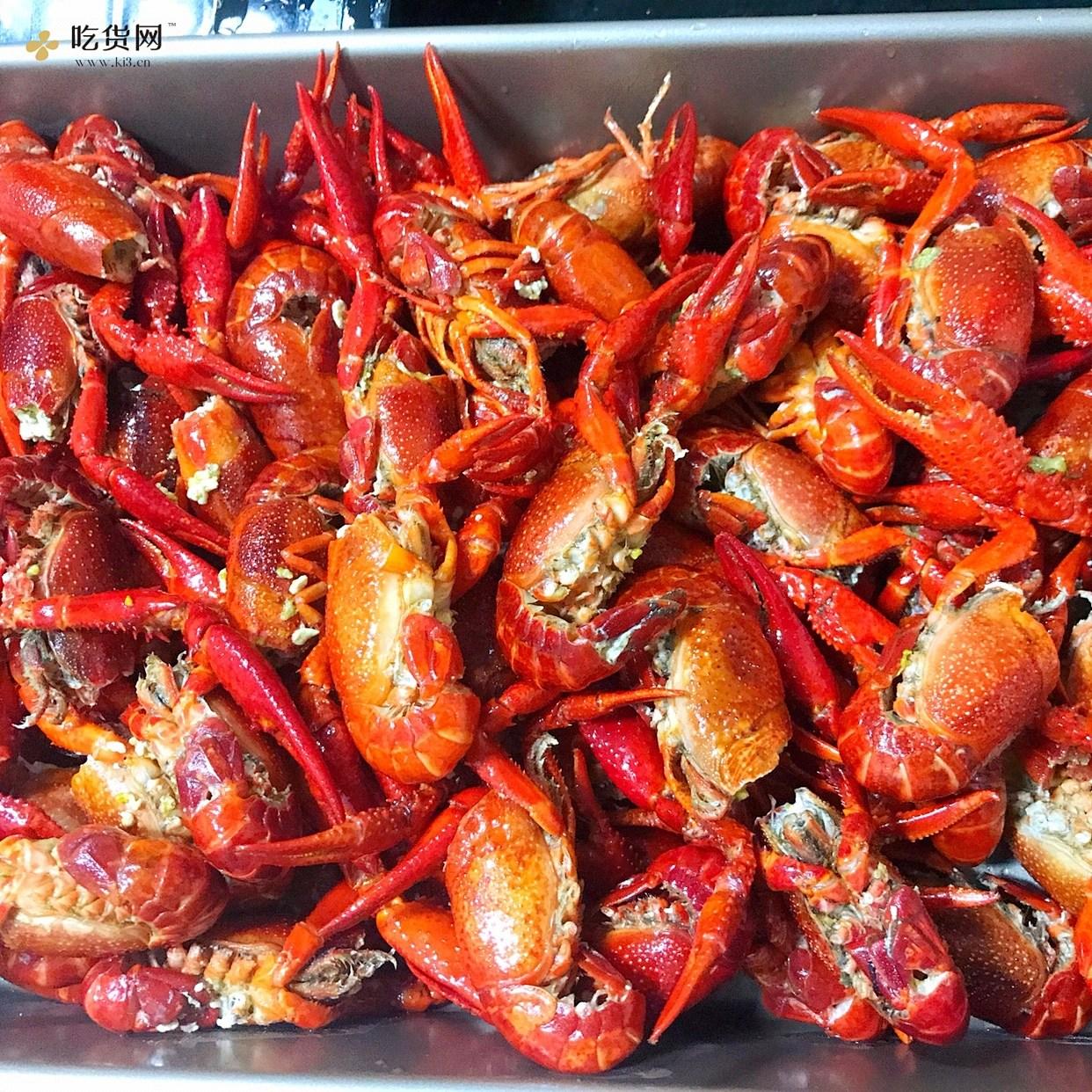 小龙虾比饭店还好吃的家常自制麻辣小龙虾的做法 步骤2