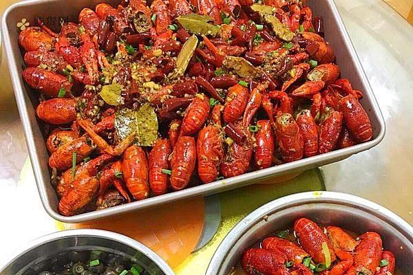 小龙虾比饭店还好吃的家常自制麻辣小龙虾的做法步骤图插图