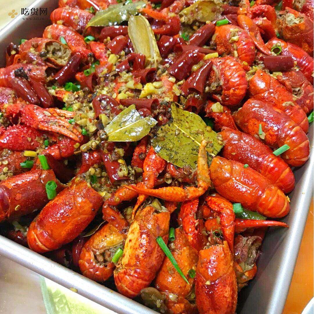 小龙虾比饭店还好吃的家常自制麻辣小龙虾的做法 步骤4