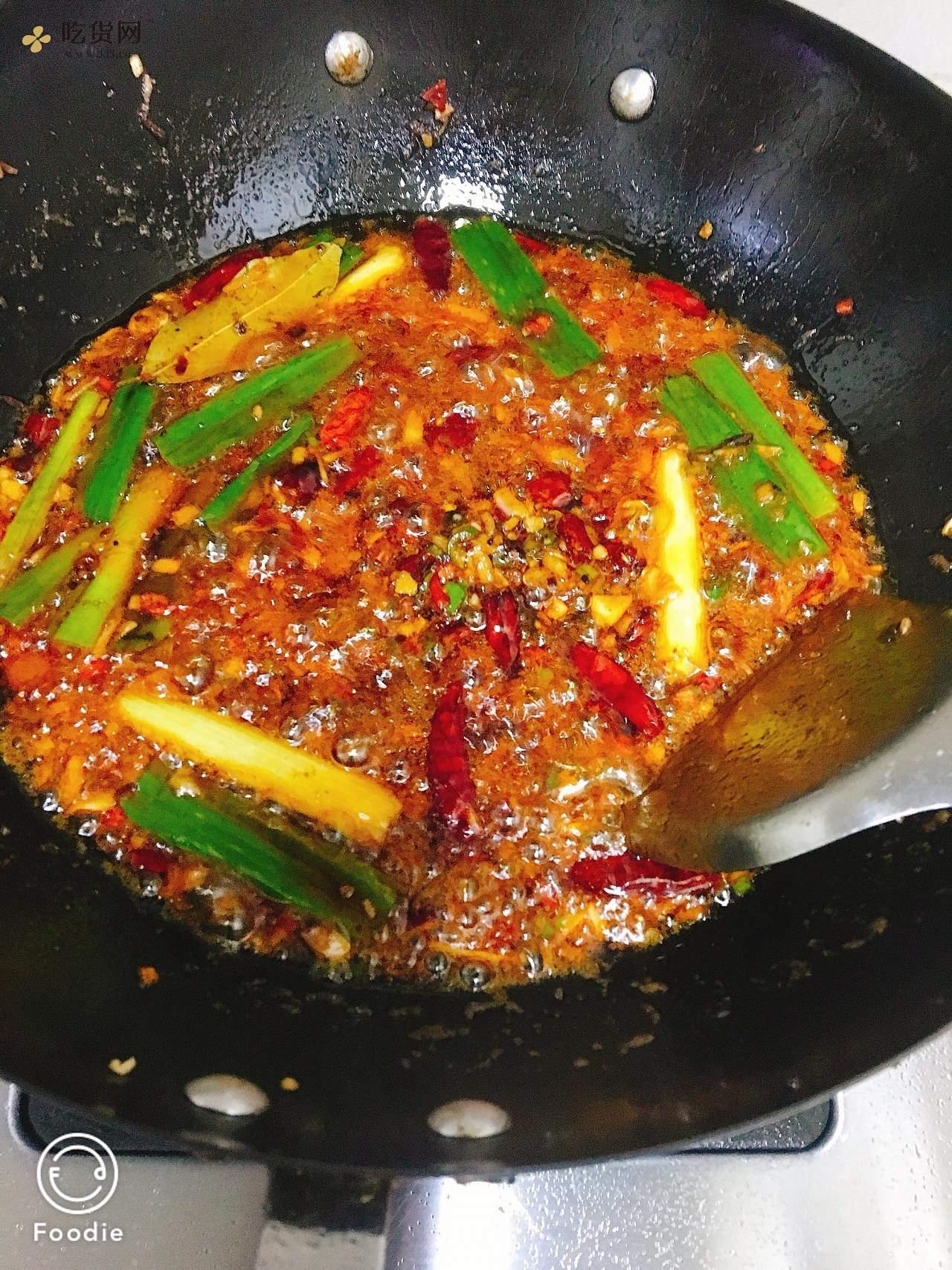 麻辣小龙虾(独创四川口味)的做法 步骤7
