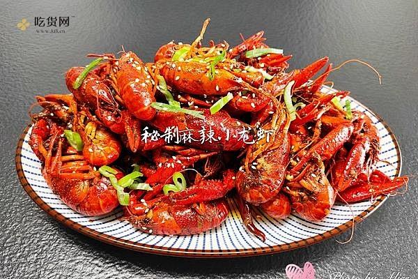 吮指快手菜~秘制麻辣小龙虾的做法步骤图缩略图