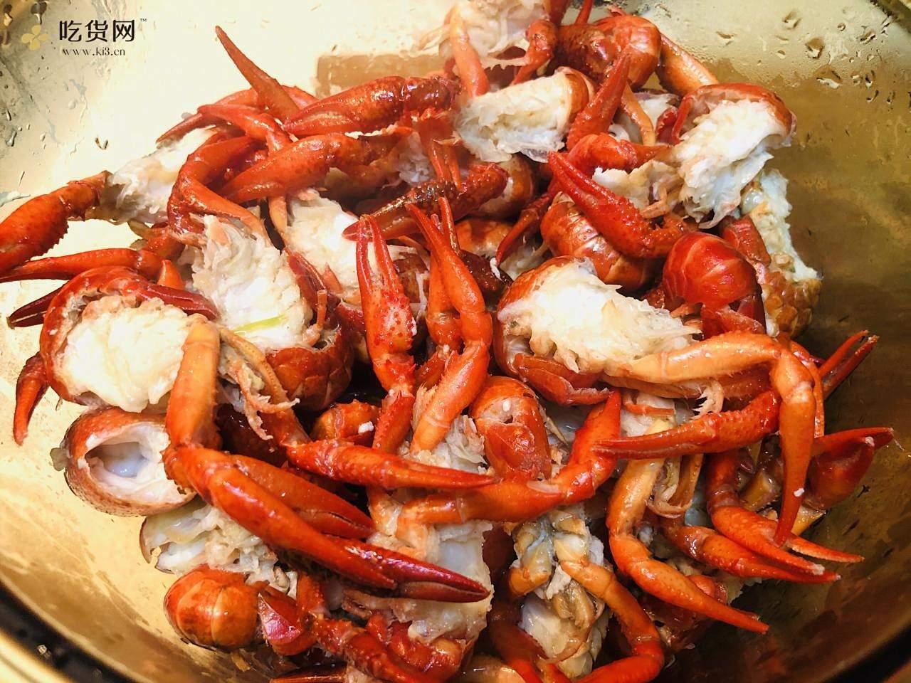 麻辣小龙虾,简单容易上手,一次搞定零失误的做法 步骤5