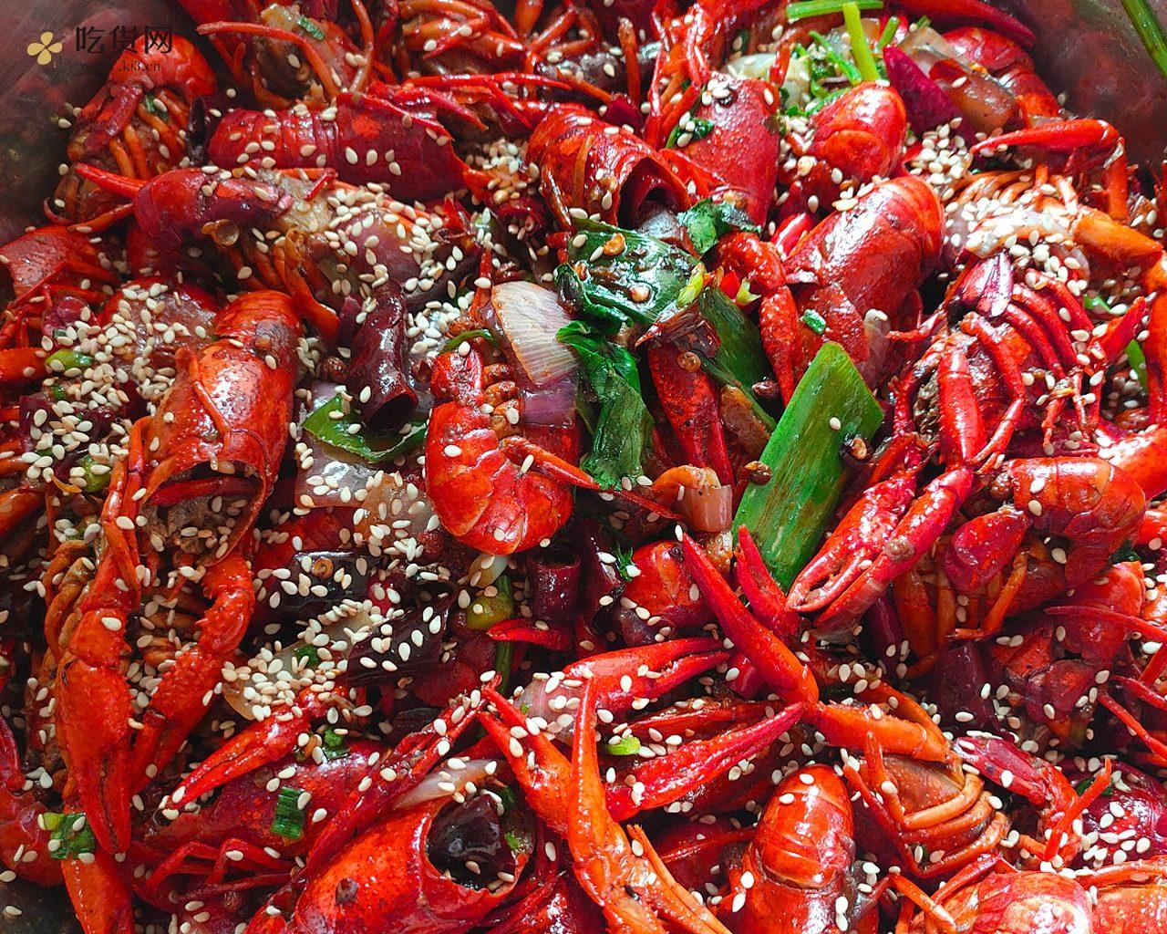 张立-麻辣小龙虾的做法 步骤8