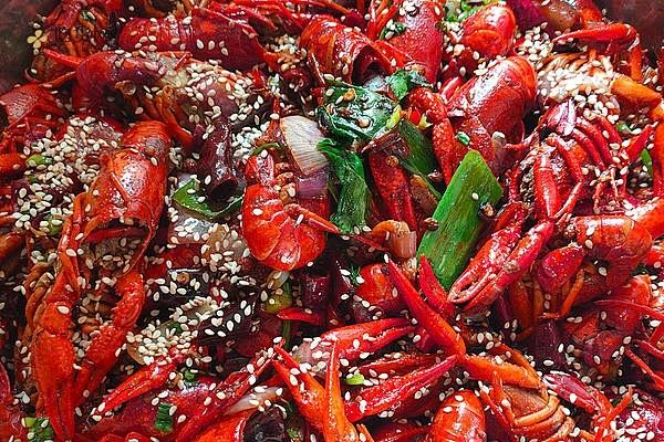 张立-麻辣小龙虾的做法步骤图,怎么做好吃插图