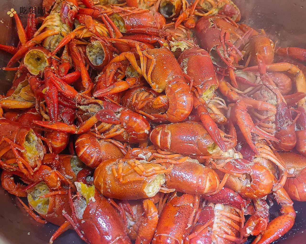 张立-麻辣小龙虾的做法 步骤5