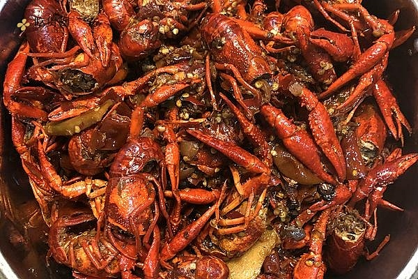 麻辣小龙虾🦞入味版本的做法步骤图缩略图